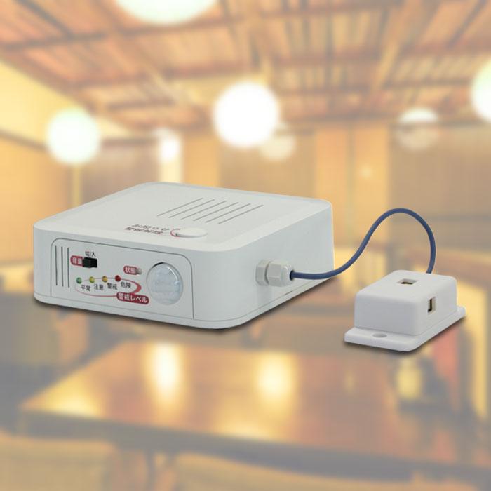 CO2れんら君 UNC-WM01-CO2-H(LAN + HDMI)
