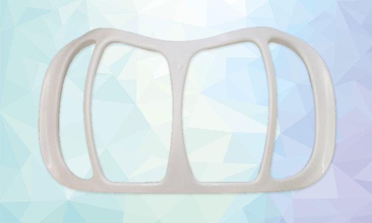 マスクフレーム<普通・小さめ>(3個入×50セット) 4色あり