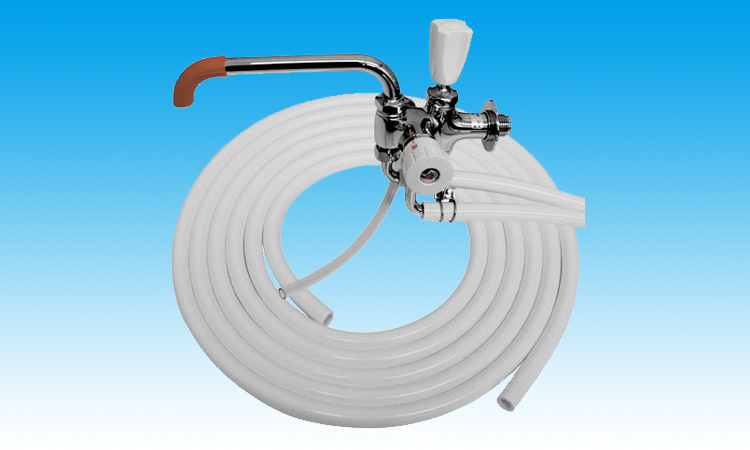 小型電気温水器ユノエースSN1-40Kシリーズ専用混合水栓